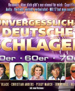 Various - Schlagerkult - 50er, 60er & 70er (3CD 2017)