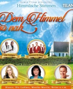 Various - Dem Himmel so nah - Himmlische Stimmen (CD 2017)