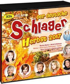 Various - Der deutsche Schlager Herbst 2017 (3CD 2017)