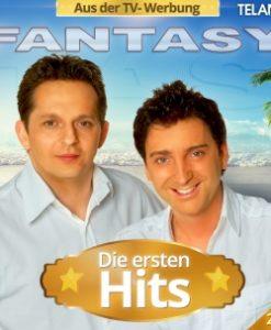 Fantasy - Die ersten Hits (2CD 2017)