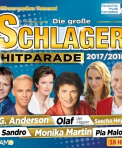 Various - Die große Schlager Hitparade 2017/2018 (CD 2017)