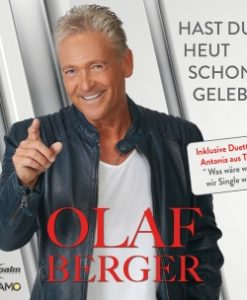 Olaf Berger - Hast du heut schon gelebt (CD 2017)