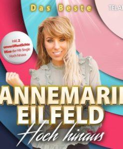 Annemarie Eilfeld - Hoch hinaus - Das Beste (CD 2017)