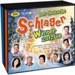 Various - Der deutsche Schlager Winter 17/18 (CD 2017)