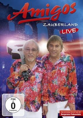 Amigos - Zauberland > Live (DVD 2017)