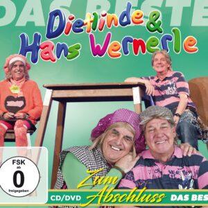 DIETLINDE & HANS WERNERLE - Zum Abschluss das Beste (CD + DVD 2017)