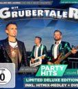 DIE GRUBERTALER - Die größten Partyhits Vol. IX - Deluxe Edition (CD + EXCLUSIEVE MEDLEY + DVD 2017)