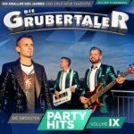 DIE GRUBERTALER - Die größten Partyhits Vol. IX (CD 2017)