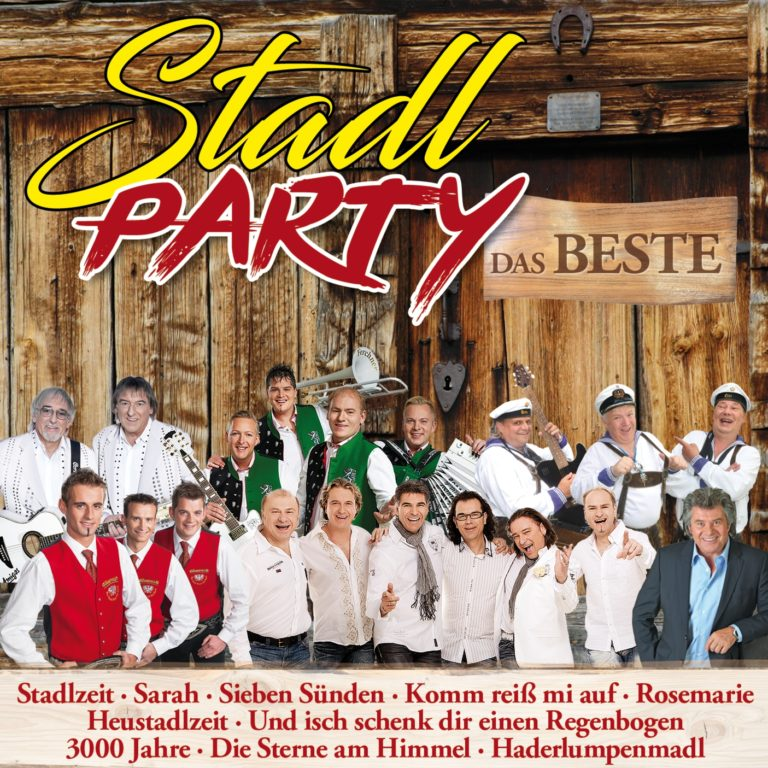 Various - Stadlparty (2CD 2017)