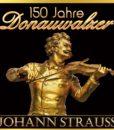 Johann Strauss - 150 Jahre - Donauwalzer (2CD 2017)