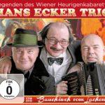 Hans Ecker Trio - Legenden des Wiener Heurigenkabaretts Bauchiweh vom Lachen...! (BOX 2018)