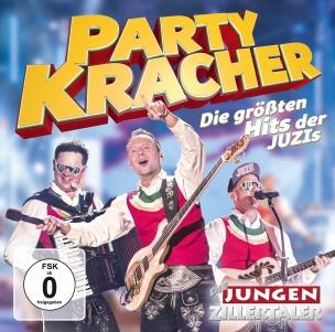 Die Jungen Zillertaler - Partykracher - Die größten Hits der JUZIs (CD + DVD 2018)