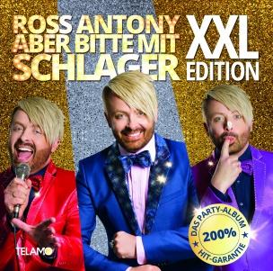 Ross Antony - Aber bitte mit Schlager XXL-Edition (CD 2018)