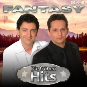 Fantasy - Die frühen Hits (CD 2018)