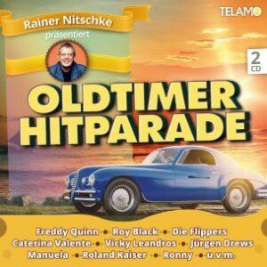 Various - Rainer Nitschke präsentiert: Die Oldtimer Hitparade (2CD 2018)