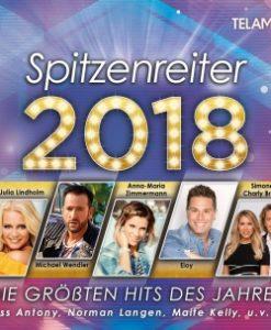 Various - Spitzenreiter 2018 (CD 2018)