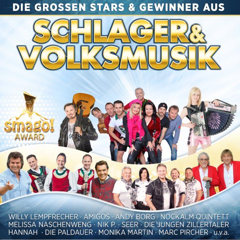 Various - Die großen Stars & Gewinner aus Schlager & Volksmusik (CD 2018)