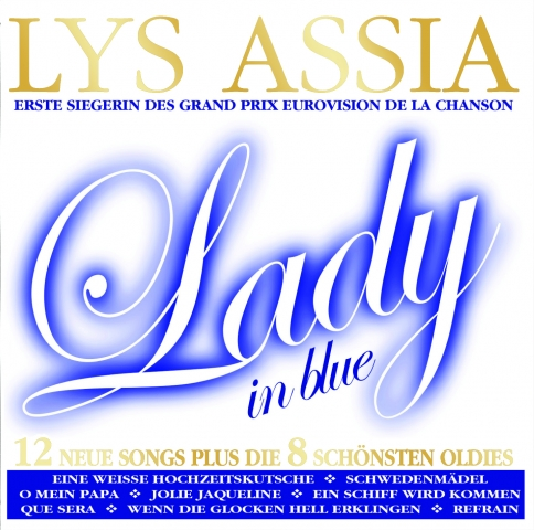 LYS ASSIA - Lady In Blue (CD 2005)