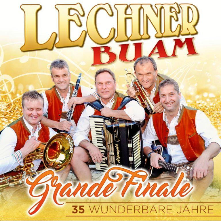 LECHNER BUAM - Grande Finale - 35 wunderbare Jahre (2CD 2018)