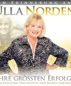 ULLA NORDEN - In Erinnerung (CD 2018)